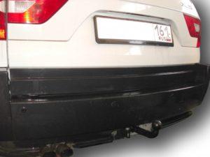 Фаркоп Лидер-Плюс для BMW X3 (E83) 2004-2010