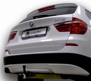 Фаркоп Лидер-Плюс для BMW X3 (F25) 2010-2017