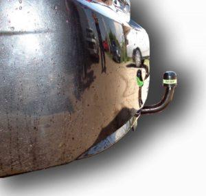 Фаркоп Лидер-Плюс для CHEVROLET AVEO (T300) (седан) 2012