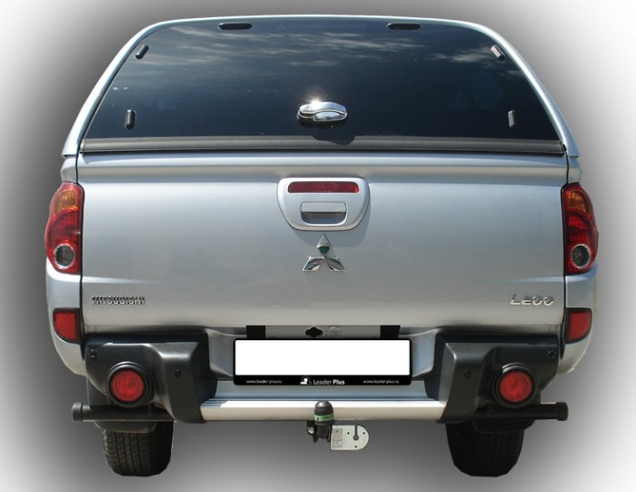 Фаркоп Лидер-Плюс для MITSUBISHI L200 2006 — 2015 г.в. ( + Long ) / FIAT FULLBACK 2016 —