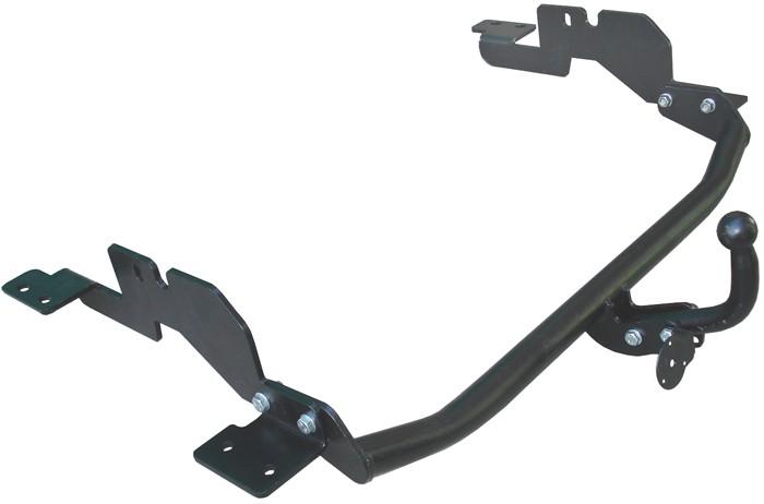 Лидер плюс фаркопы для HYUNDAI H1 H1,STAREX (минивен) (2WD, задняя рессорная подвеска) 1998-2004