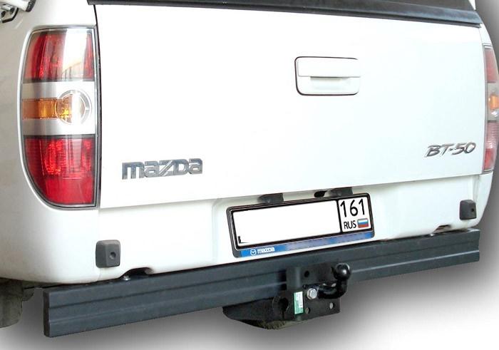 Фаркопы лидер плюс для MAZDA BT-50 2007-… \ FORD RANGER 2006-2012
