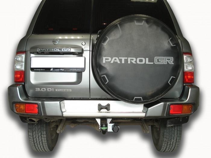 Фаркопы лидер плюс для NISSAN PATROL (Y61) (внедорожник) 1997-2010 г.в.