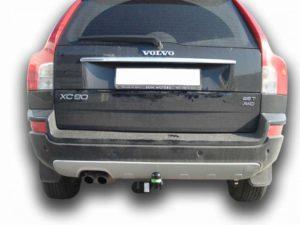 Фаркоп лидер плюс для VOLVO XC 90 (универсал) (B) 2006 — 2014
