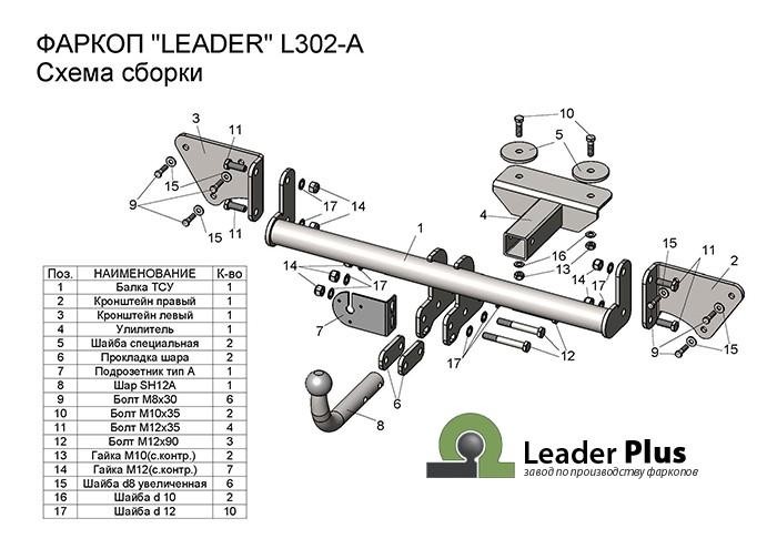 Лидер Плюс L302-A
