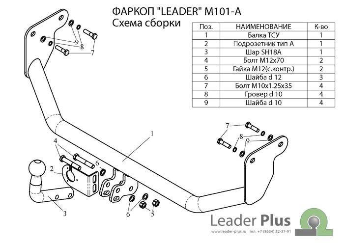 Лидер Плюс M101-A