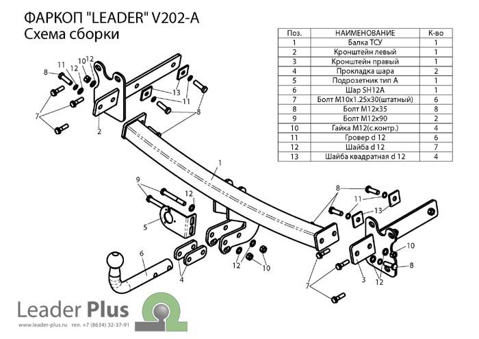Лидер Плюс V202-A