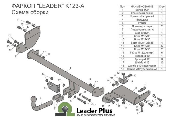 Лидер Плюс K123-A